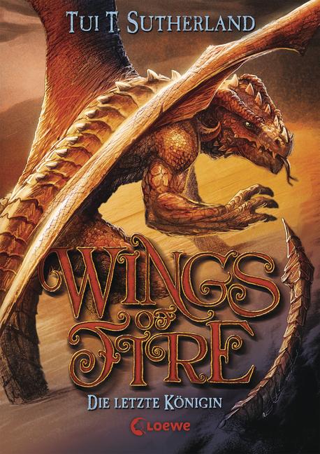 Wings Of Fire Die Letzte K 246 Nigin Band 5 Von Tui T