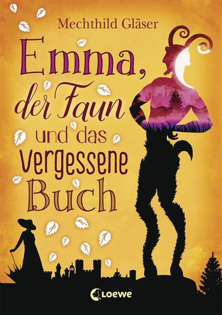 Bildergebnis für Emma, der Faun und das vergessene Buch