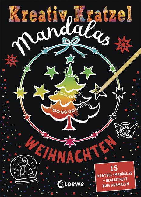 Kratzbild Malerei Basteln Weihnachten Kinder Geschenk Spielzeug Geburtstag Zeichnen Schabpapier Passepartout Fuji Alician Kratzgem/älde zum Selbermachen