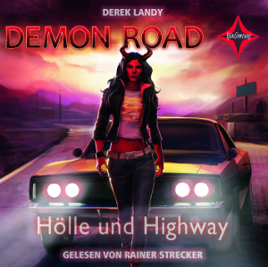 Hörbuch Demon Road Hölle und Highway Derek Landy Rainer Strecker