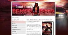 DEMON ROAD von Derek Landy