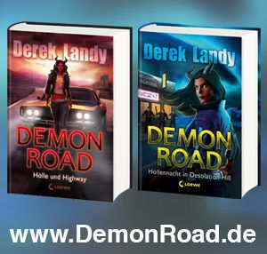 Demon Road Derek Landy Jugendbücher
