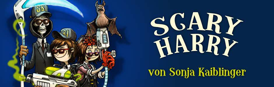 Scary Harry Sonja Kaiblinger Kinderbücher