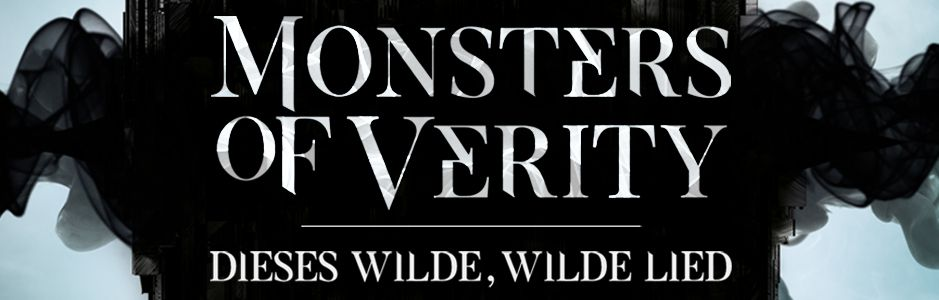Monsters of Verity - Dieses wilde, wilde Lied Victoria Schwab