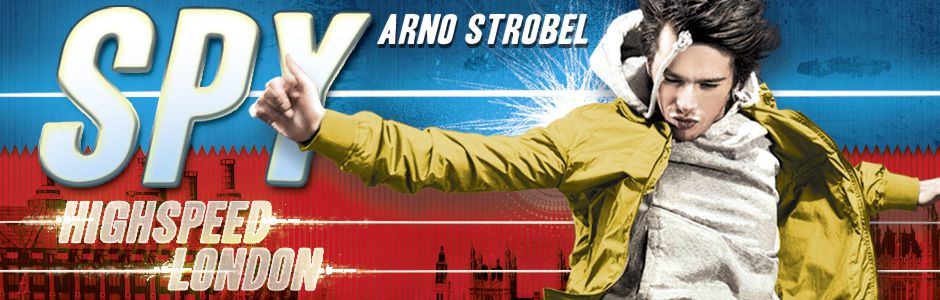 Spy - Highspeed London Arno Strobel